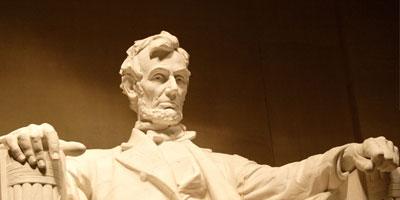林肯的发泄方式