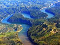 为什么河流都是弯曲的?