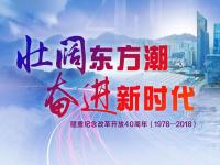 """""""改革开放40周年""""作文素材集锦"""
